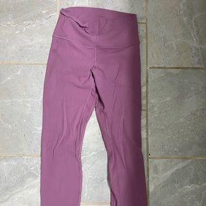⁉️⁉️Align Lululemon Light Purple 25⁉️⁉️